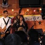 Stanley Jordan, Santi Debriano and Denise Hamilton