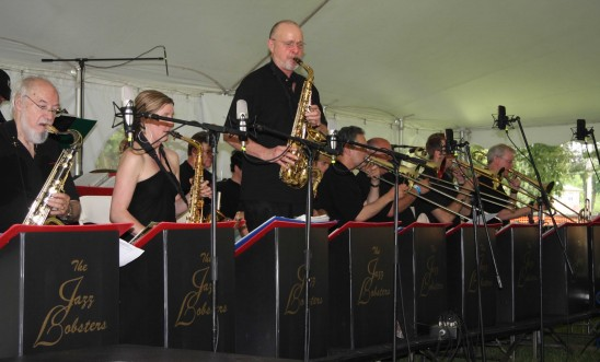The Jazz Lobsters Big Band
