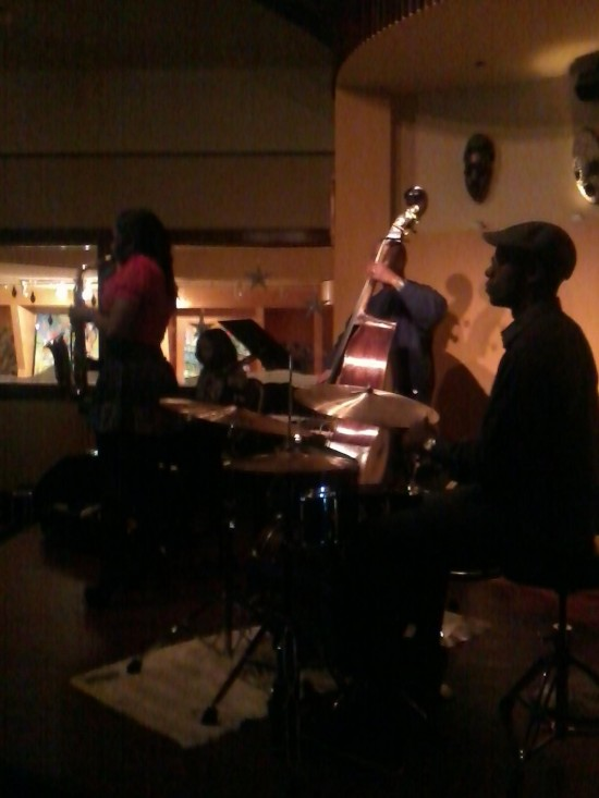 The Tia Fuller Quartet